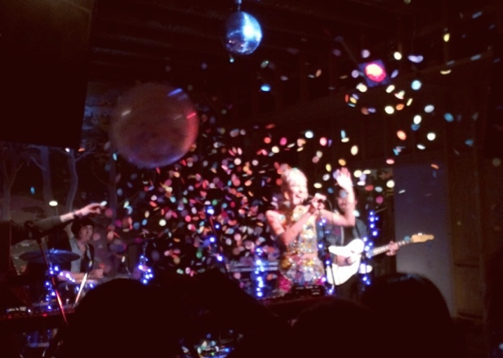REVIEW: NUSSY EP LAUNCH – THE WORKERS CLUB, FITZROY, MELBOURNE(31/7/14)