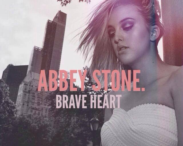 AN EXCLUSIVE INTERVIEW WITH ABBEY STONE
