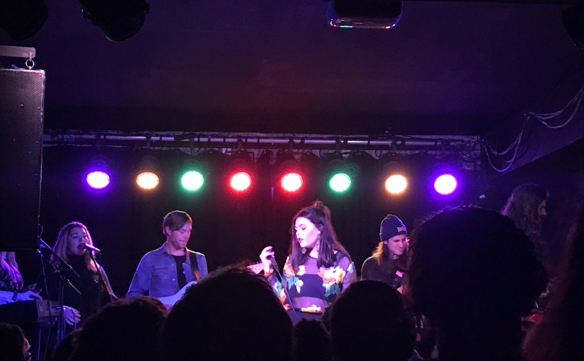 REVIEW: RYA PARK- THE WORKERS CLUB, FITZROY (15/6/2017)